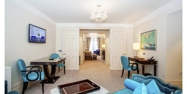 £11,648  per Calendar Month (Calculated), 1 Bedroom Apartment To Rent in London, SW1W