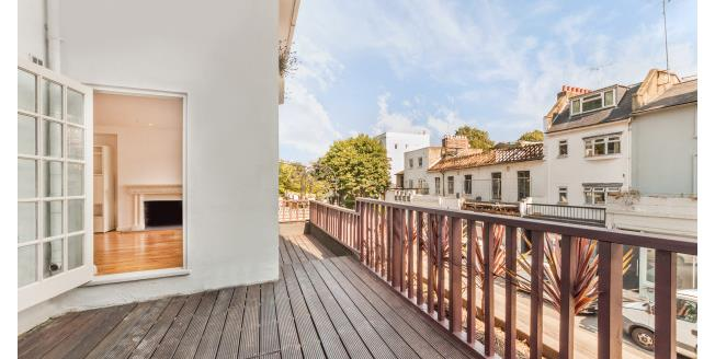 £4,268  per Calendar Month (Calculated), 2 Bedroom Apartment To Rent in Notting Hill, W2