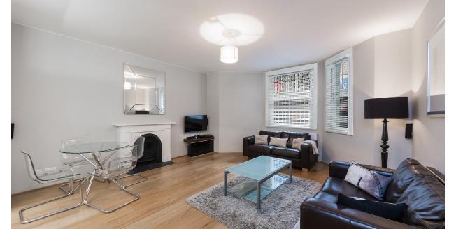 £2,600  per Calendar Month (Calculated), 1 Bedroom To Rent in Kensington, SW7