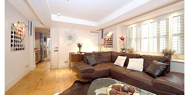 £2,578  per Calendar Month (Calculated), 2 Bedroom Ground Flat Apartment To Rent in London, SW7