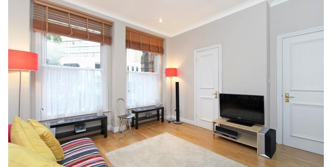 £1,430  per Calendar Month (Calculated), Flat To Rent in London, SW7