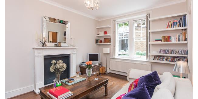 £1,690  per Calendar Month (Calculated), 1 Bedroom Flat To Rent in Chelsea, SW10