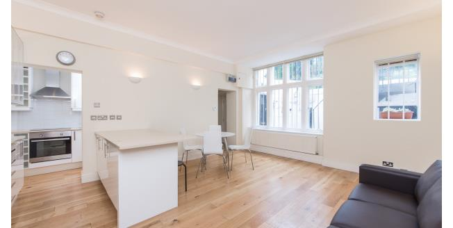 £1,993  per Calendar Month (Calculated), 1 Bedroom Apartment To Rent in London, SW1X