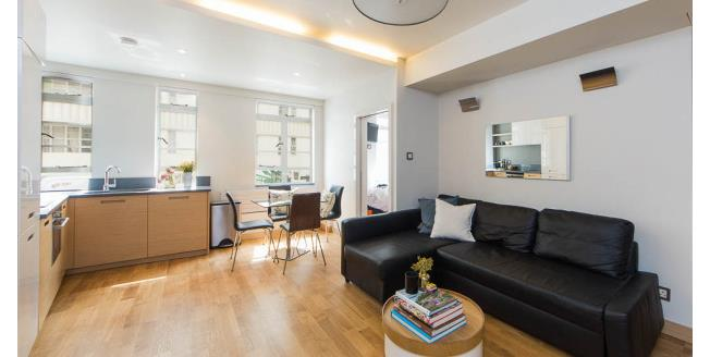 £2,275  per Calendar Month (Calculated), 1 Bedroom Flat To Rent in London, SW3