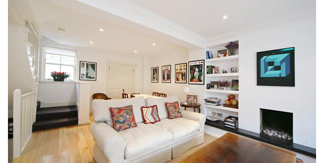£5,850  per Calendar Month (Calculated), 4 Bedroom House To Rent in London, SW7