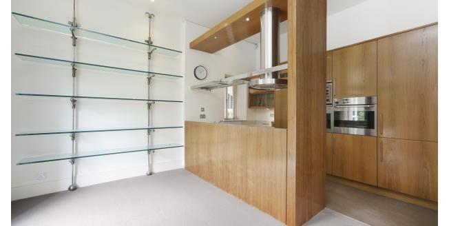 £4,745  per Calendar Month (Calculated), 2 Bedroom Flat To Rent in South Kensington, SW5