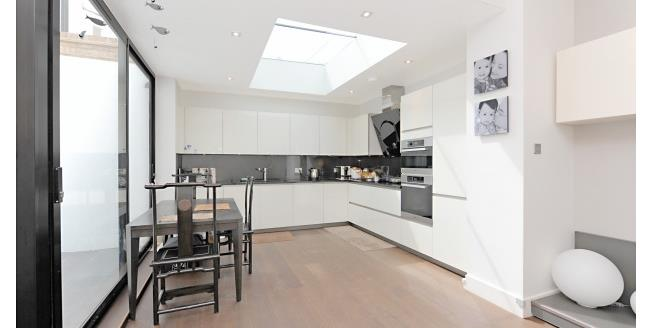£11,916  per Calendar Month (Calculated), 4 Bedroom House To Rent in London, SW7
