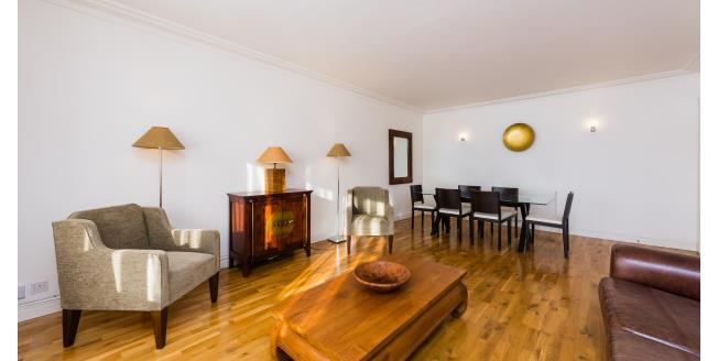 £3,661  per Calendar Month (Calculated), 2 Bedroom Flat To Rent in London, W8