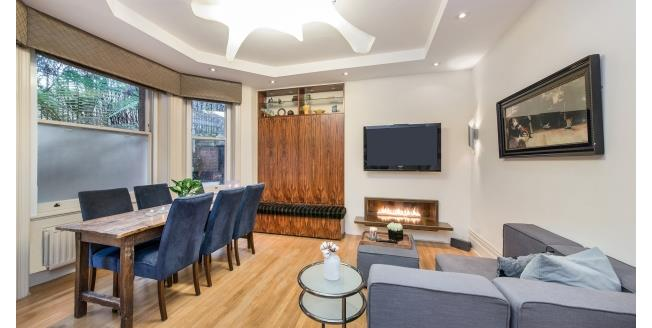 £3,683  per Calendar Month (Calculated), 2 Bedroom Apartment To Rent in London, SW5