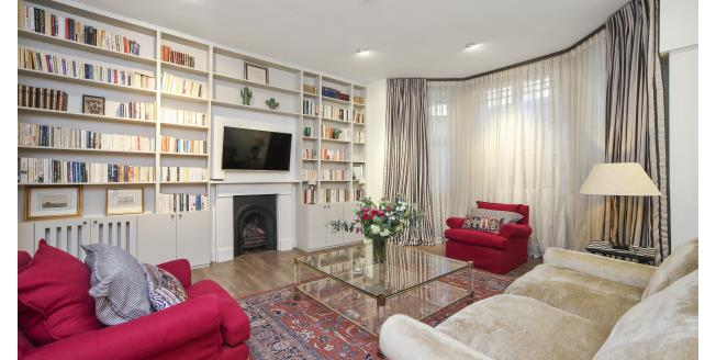 £3,878  per Calendar Month (Calculated), 2 Bedroom Apartment To Rent in London, SW5