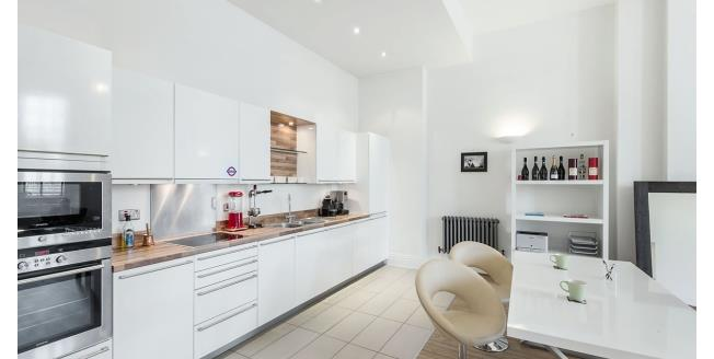 £2,166  per Calendar Month (Calculated), 1 Bedroom Apartment To Rent in London, SW11