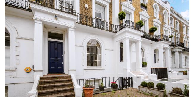 £8,666  per Calendar Month (Calculated), 5 Bedroom House To Rent in Camden, NW1