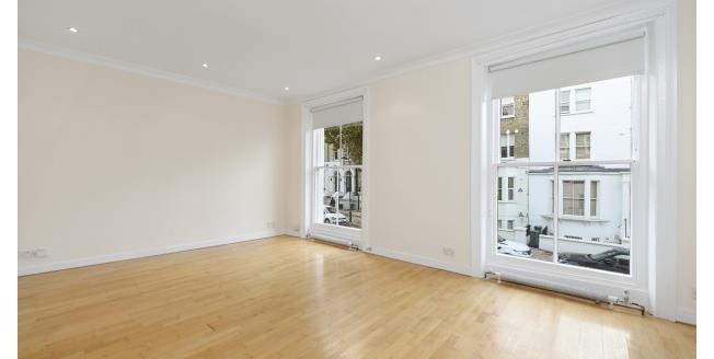 £2,383  per Calendar Month (Calculated), 2 Bedroom Flat To Rent in London, NW3
