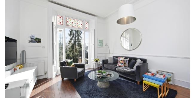 £2,990  per Calendar Month (Calculated), 2 Bedroom Apartment To Rent in London, NW3