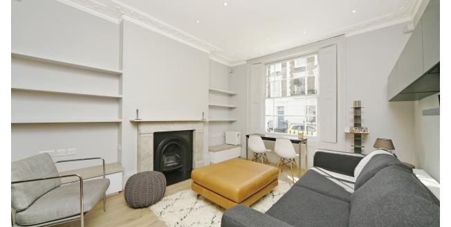 £1,950  per Calendar Month (Calculated), 1 Bedroom To Rent in London, NW1