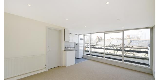 £1,841  per Calendar Month (Calculated), 1 Bedroom Flat To Rent in London, NW3