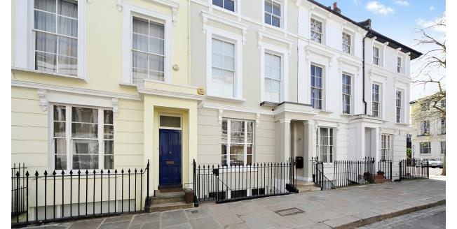 £8,666  per Calendar Month (Calculated), 4 Bedroom House To Rent in London, NW1