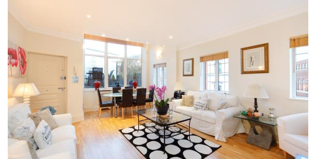 £5,416  per Calendar Month (Calculated), 2 Bedroom Flat To Rent in Primrose Hill, NW3