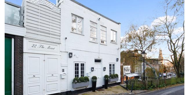 £4,333  per Calendar Month (Calculated), 2 Bedroom Flat To Rent in London, NW3