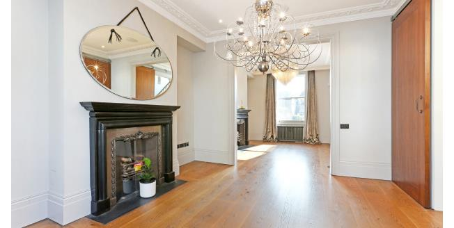 £12,783  per Calendar Month (Calculated), 4 Bedroom House To Rent in London, NW1