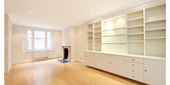 £5,416  per Calendar Month (Calculated), 3 Bedroom House To Rent in London, SW3