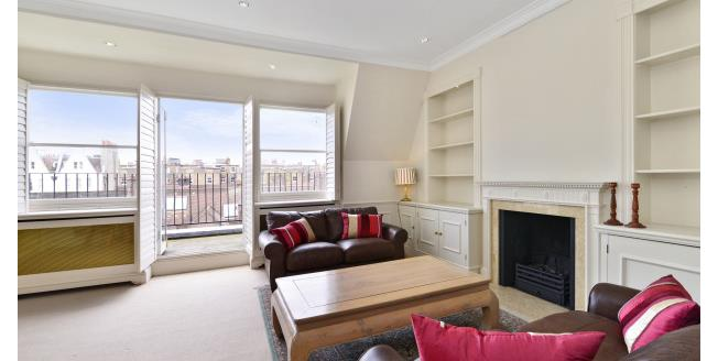 £2,708  per Calendar Month (Calculated), 2 Bedroom Flat To Rent in London, SW3