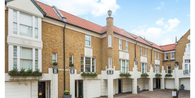 £6,066  per Calendar Month (Calculated), 4 Bedroom House To Rent in London, SW3