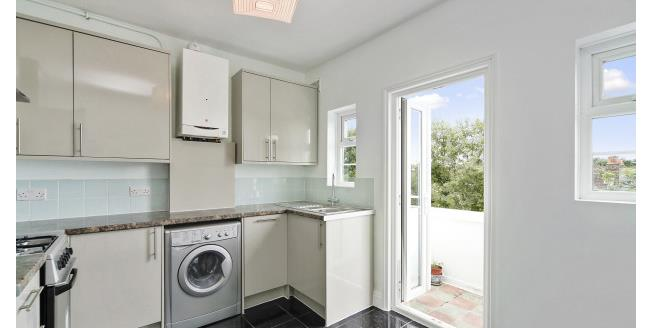 £1,599  per Calendar Month (Calculated), 2 Bedroom Flat To Rent in London, SW17