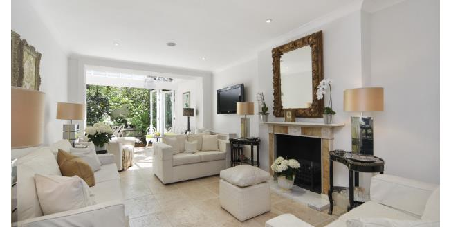 £10,183  per Calendar Month (Calculated), 2 Bedroom Ground Flat Apartment To Rent in London, SW1W