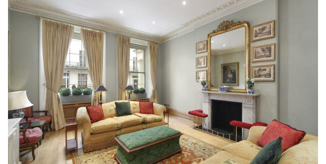 £6,478  per Calendar Month (Calculated), 4 Bedroom Flat To Rent in Belgravia, SW1X