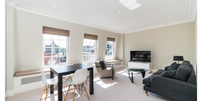 £3,462  per Calendar Month (Calculated), 2 Bedroom Apartment To Rent in London, SW1W