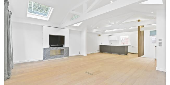 £4,311  per Calendar Month (Calculated), 3 Bedroom Apartment To Rent in Pimlico, SW1V