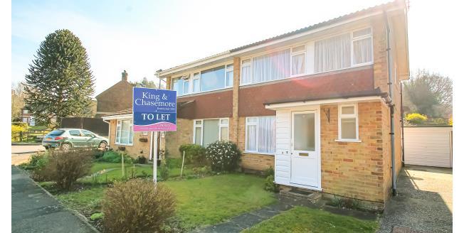 £1,100 per Calendar Month, 3 Bedroom House To Rent in Midhurst, GU29