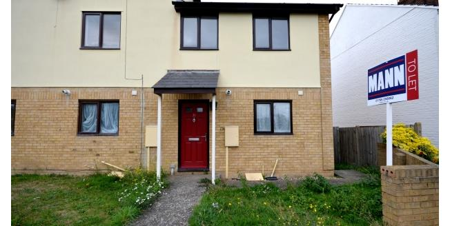 £900 per Calendar Month, 3 Bedroom House To Rent in Murston, ME10