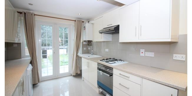 £2,000 per Calendar Month, 4 Bedroom House To Rent in Bromley, BR1