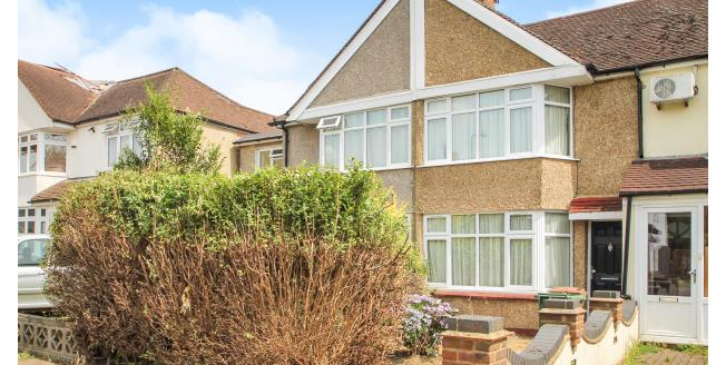 £1,000 per Calendar Month, 2 Bedroom House To Rent in Sidcup, DA15