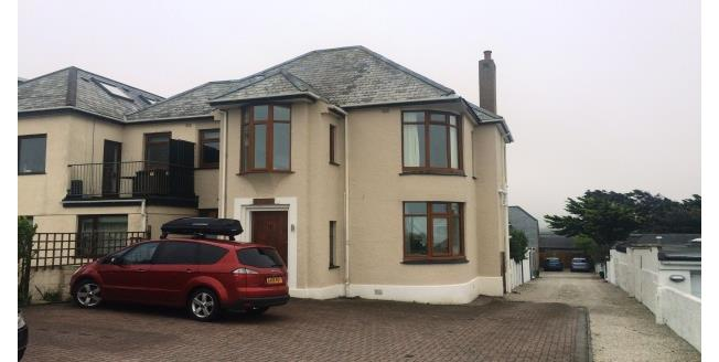 £1,450 per Calendar Month, 4 Bedroom House To Rent in Newquay, TR7