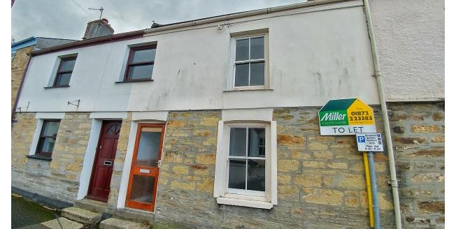 £695 per Calendar Month, 2 Bedroom Terraced House To Rent in Truro, TR1