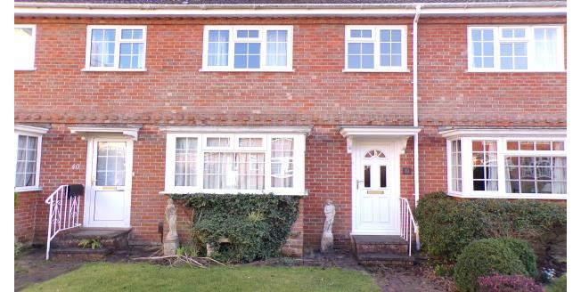 £1,175 per Calendar Month, 3 Bedroom Town House To Rent in Romsey, SO51