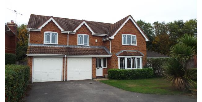 £1,750 per Calendar Month, 5 Bedroom Detached House To Rent in Romsey, SO51