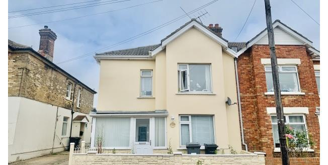 £1,400 per Calendar Month, 4 Bedroom House To Rent in Bournemouth, BH8