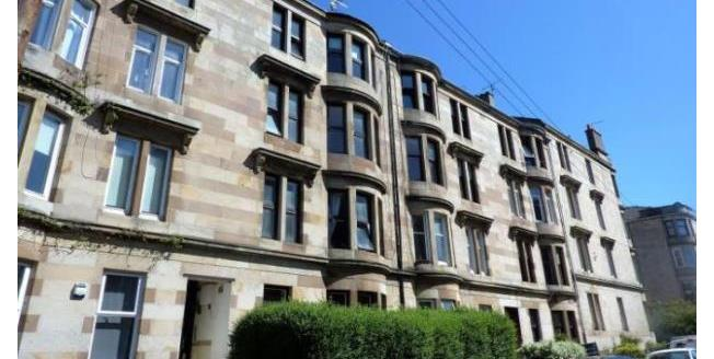£650 per Calendar Month, 1 Bedroom Flat To Rent in Glasgow, G11