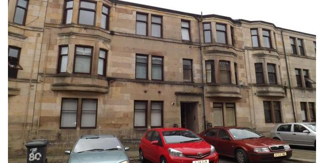 £320 per Calendar Month, 1 Bedroom Flat To Rent in Paisley, PA2