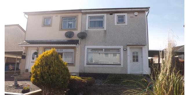 £495 per Calendar Month, 2 Bedroom House To Rent in Kilwinning, KA13