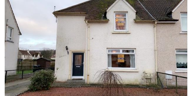 £550 per Calendar Month, 3 Bedroom House To Rent in Newmilns, KA16