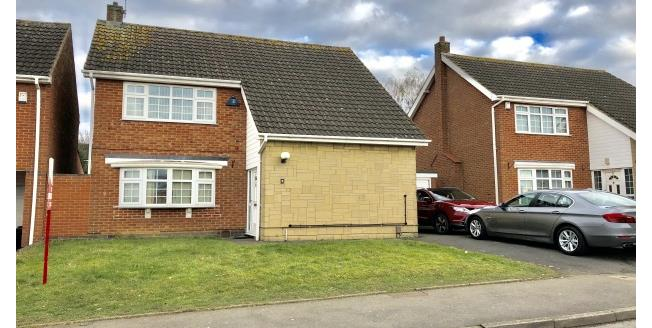 £995 per Calendar Month, 3 Bedroom Detached House To Rent in Leicester, LE2