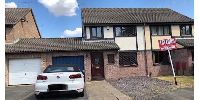 £1,000 per Calendar Month, 3 Bedroom House To Rent in Bradley Stoke, BS32