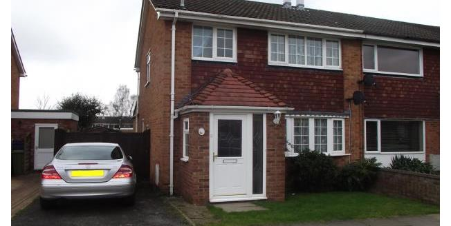 £975 per Calendar Month, 3 Bedroom Semi Detached House To Rent in Bletchley, MK3
