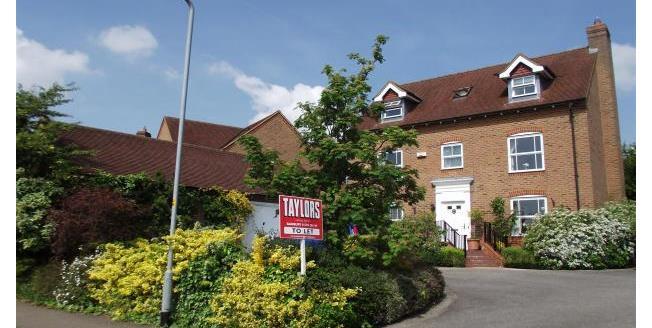 £1,600 per Calendar Month, 4 Bedroom Detached House To Rent in Brackley, NN13