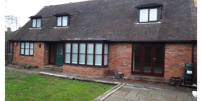 £1,500 per Calendar Month, 4 Bedroom Detached House To Rent in Bierton, HP22